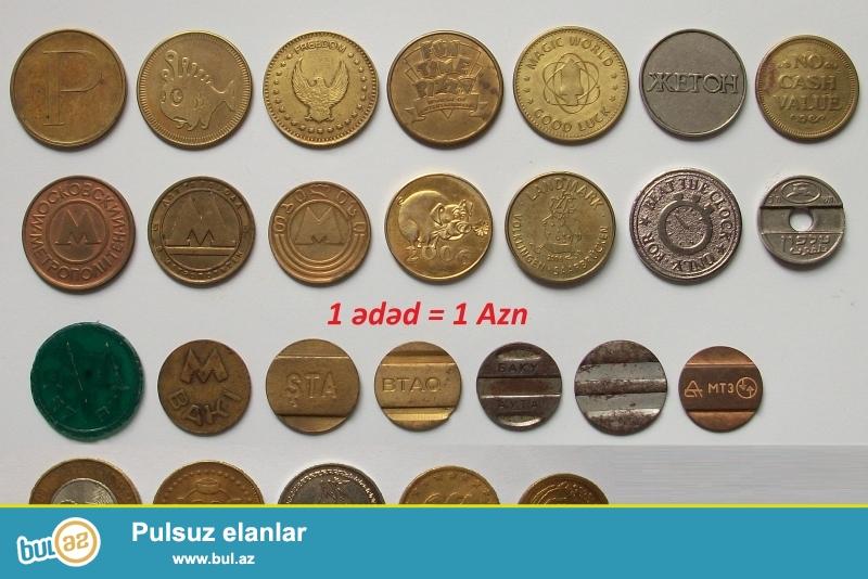 SSRI-nin ve Çar Rusiyasinin muxtelif nominallarda qepik pullarini ve Yubiley Rubllarini satiram...
