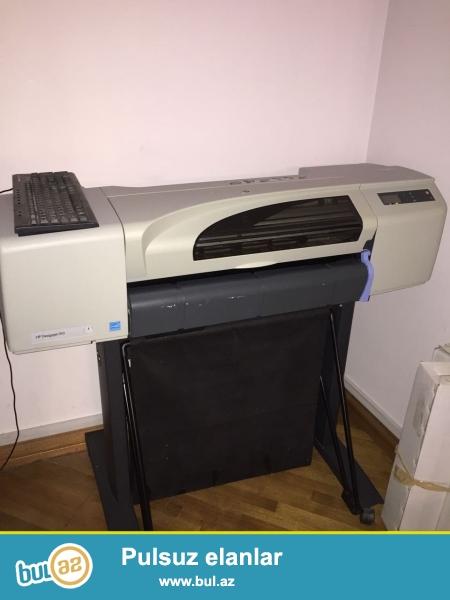 tecili Dizayn ve reklam sirketleri ucun printer skayner aparatlari satilir.Yaxsi veziyyetdedir...