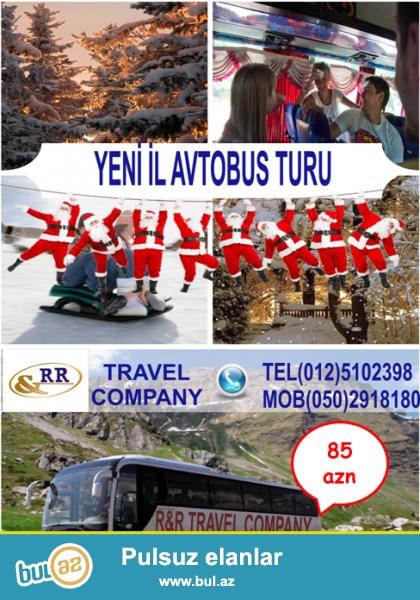 Əziz izleycilerimiz! Yeni il avtobus turlarımızı nəzərinizə çatdırırıq<br /> <br /> 1) Quba - Qusar - Şahdağ turu - 2-3 Yanvar - 85AZN <br /> Qiymətə daxildir:<br /> 1...