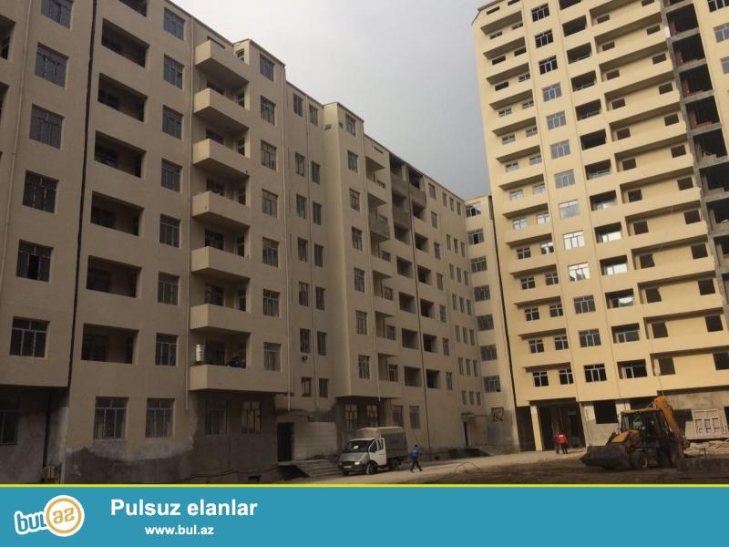 Xırdalan şəhəri AAAF park yaşayış kompleksinin mərkəzində inşa olunmuş binada mənzil satılır...