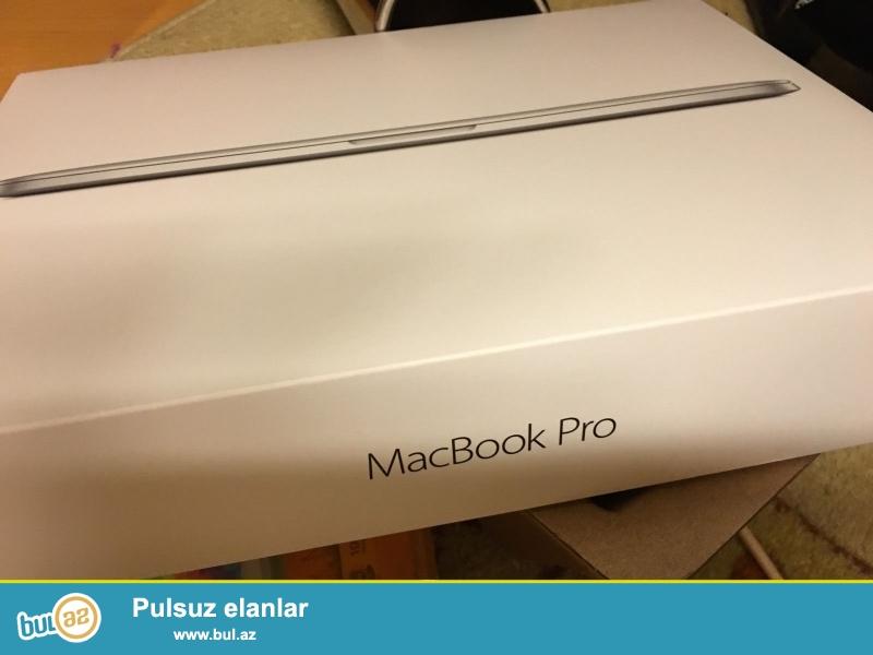 Xmas yenə burada !!!<br /> Promo! Promo !! Promo !!!<br /> <br /> 2 Units 1 pulsuz almaq al!<br /> <br /> <br /> Hard Drive Capacity: 512 GB PCI SSD Flash Product Family: MacBook Pro Retina<br /> Əməliyyat sistemi: MacOS 10...