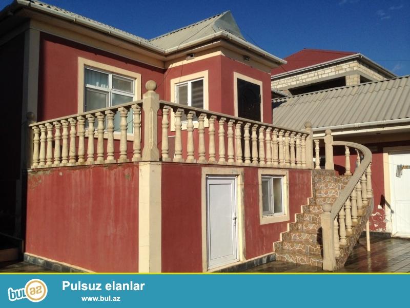 Bineqedi rayonunda, Respublikanskiy Qainin yaxinliginda mehle evi satiram, mehlede 2 dene ev var ...