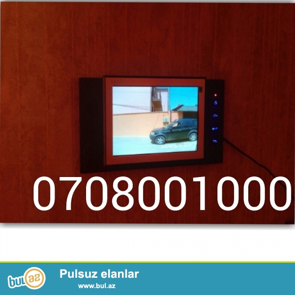 Domofonaz-servis.com. hernov guvenlik sistemlerinin eyni zamanda peyk televiziya proyektor ve kondisionerlerin satiwi ve servisi.