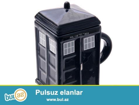 Police Box Kupa Bardak<br /> <br /> İlginç kupalardan hoşlananlara özel tasarlanan Police Box Kupa Bardak!<br /> <br />  Sevdiklerinize özel günlerinde alternatif hediye olarak da alabilirsiniz...