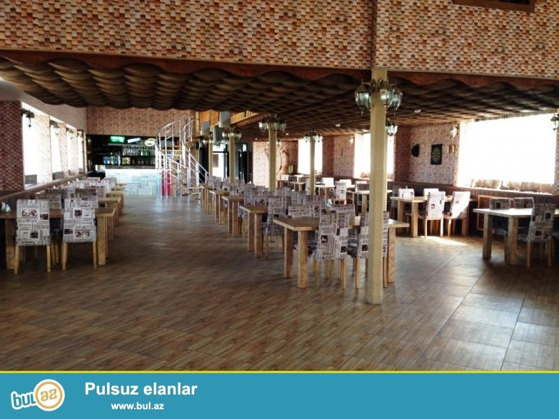 Срочно сдается готовый ресторан не далеко от «Оазиса», по ул...