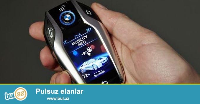 YENI ÇATDIRILMA PULSUZ <br /> Pult dizaynli BMW 7 Telefon...