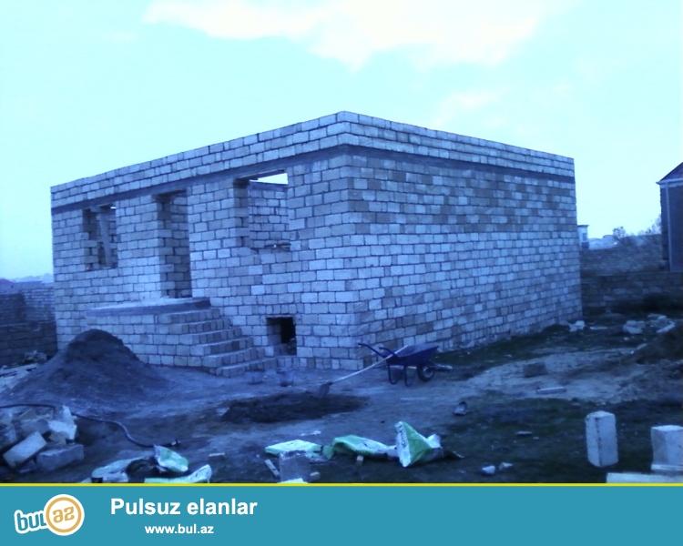 Abşeron rayonu Məhəmmədi qəsəbəsi, 117 nömrəli marşrut yolundan 100 metr məsafədə, 2...