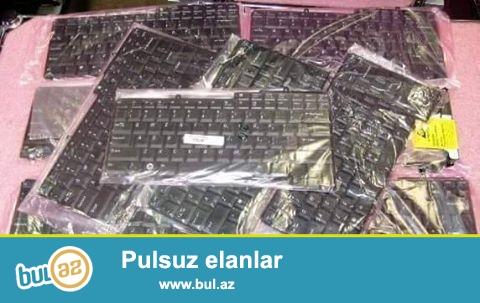 NOTBUK klavyaturalarının ən ucuz optavoyla satışı, çatdırılma pulsuzdur...