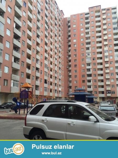 Новостройка! Cдается 3-х комнатная квартира в центре города, в Насиминском районе,  по проспекту Азадлыг, рядом с Насиминским рынком...