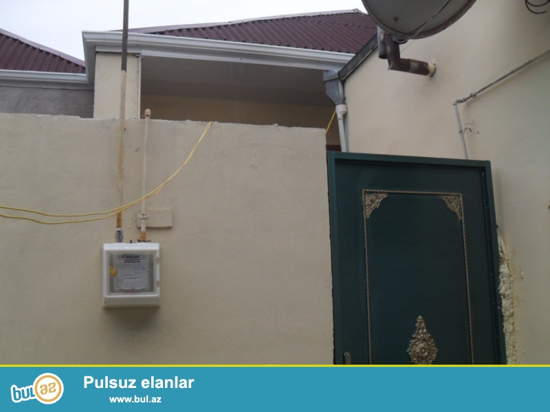 Kupçalı 3 otaqlı həyət evi satılır . <br /> Xırdalan şəhərində texnikomun yaxınlığında (yoldan 100 metr məsafədə)<br /> Evin içinin sahəsi – 60 kv...