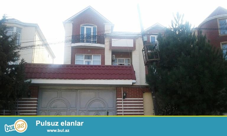 Сабаильский район, поселок Патамдарт в 3-ем массиве сдается 3-х этажная вилла...