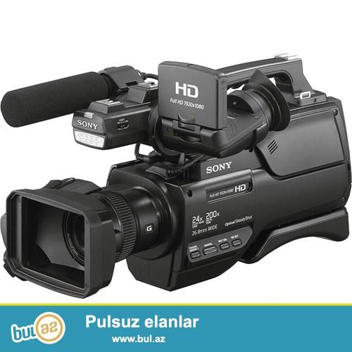 Şad günlərinizin profesional səkildə video və foto cəkilisləri montaji Video kamera Operator