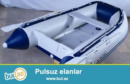 See Star şişmə qayıq. Uzunluğu  2,90 m. Motoru Tohatsu 8...