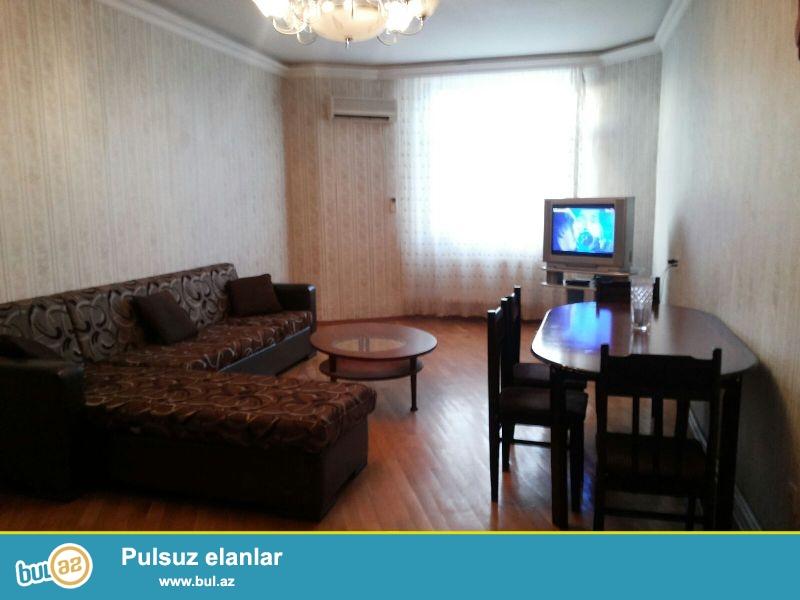 Новостройка! Cдается 2-х комнатная квартира в центре города, в Ясамальском районе, по проспекту Строителей, по улице М Нахчивани (6 параллельная)...