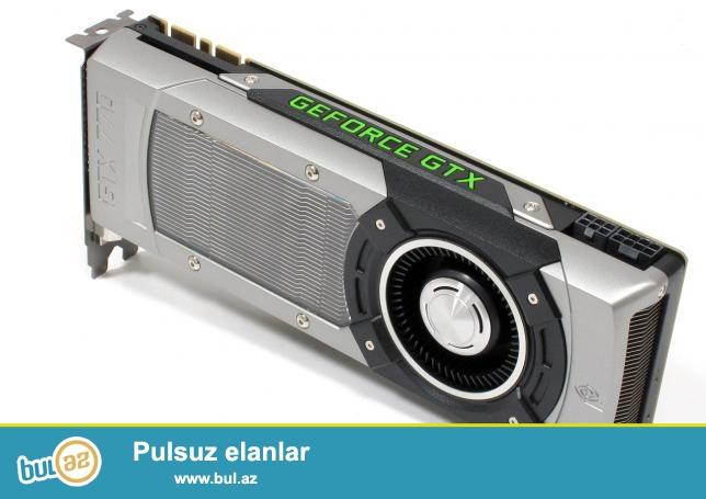GA-z77-hd3 anakart, i7 3770 prosessor, geforce gtx 2gb 256 bit video kart, 32 gb ram 4 ədəd (8gb kigston), 1 tb harddisc, cd room ...