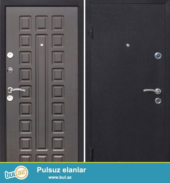 <br /> Технические характеристики:<br /> • Внешнее покрытие: атмосферостойкое, порошково-полимерное, цвет «медный антик»<br /> • Внутреннее покрытие: МДФ - панель 8 мм <br /> • Наполнение: минеральная вата <br /> • Уплотнитель: 2 контура уплотнения из вспененной резины <br /> • Петли: 2 шт...