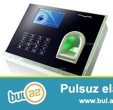 Uzle tanima sistemi. Guvenlik sistemleri<br />  <br /> Biometrik sistemlerden biri olan uzle tanima sistemi iscilerin nezaretde olmasi ucun ve kenar shexslerin Sizin mekana daxil olmasinin qarsisini alacaq guvenlik sistemidir...