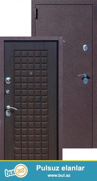Технические характеристики:<br /> • Толщина металла: 2 мм<br /> • Толщина полотна: 90 mm<br /> • Внешнее покрытие: атмосферостойкое, порошково-полимерное покрытие, цвет «шелк бордо» <br /> • Внутренне покрытие: фрезерованная МДФ-панель толщиной 16 мм<br /> • Наполнение: минеральная вата   <br /> • Уплотнитель: 3 контура уплотнения<br /> • Петли: 2 шт...