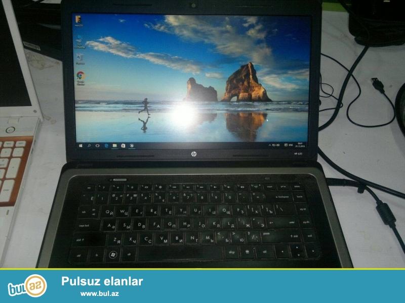 HP pavilion 630 Core i3 320 qb yaddash, 4 ram, intel qrafik video kart...