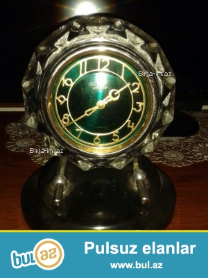 elaqe nomreleri:0708520108 mayak saat razilasma yolu ile satilir qedimi saatdir islekdir manatla satilir