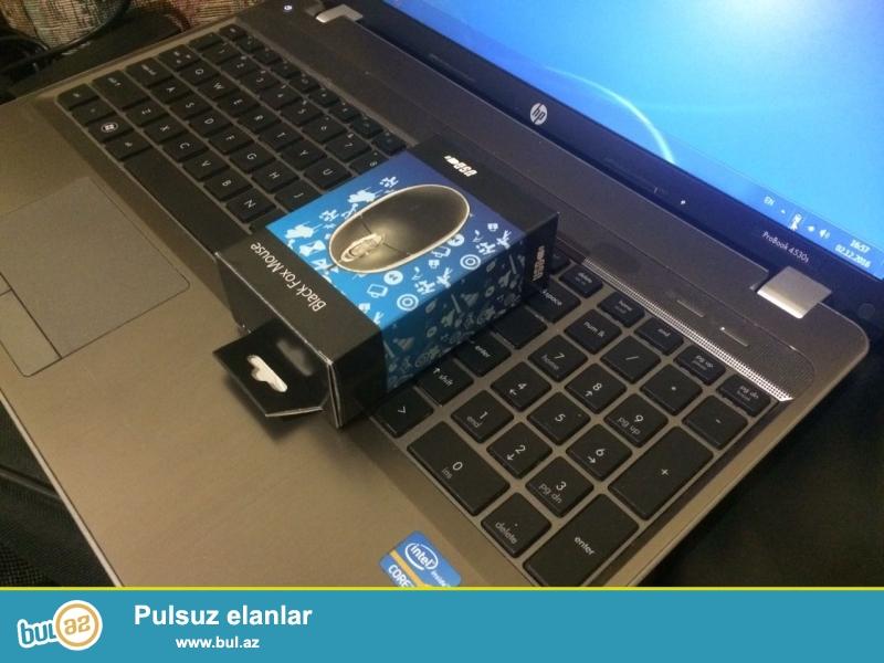 HP-Probook 4530s <br /> Pro:i3 <br /> Ram:4GB <br /> Vga:1GB <br /> Screen:15...