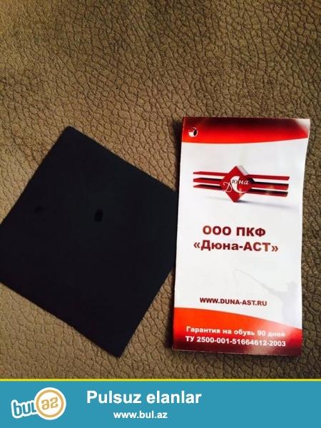 Rusiyanin Dyuna firmasinin istehsali konbinizonlar razmerleri var qiymeti 70 azn. Keyfiyetli qalin altliq ve desilmeye dozumlu matrialdan hazirlanmisdir...