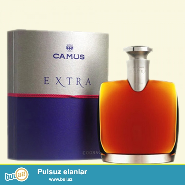 Camus extra 0.7l konyakı satılır.bakıda alınıb...