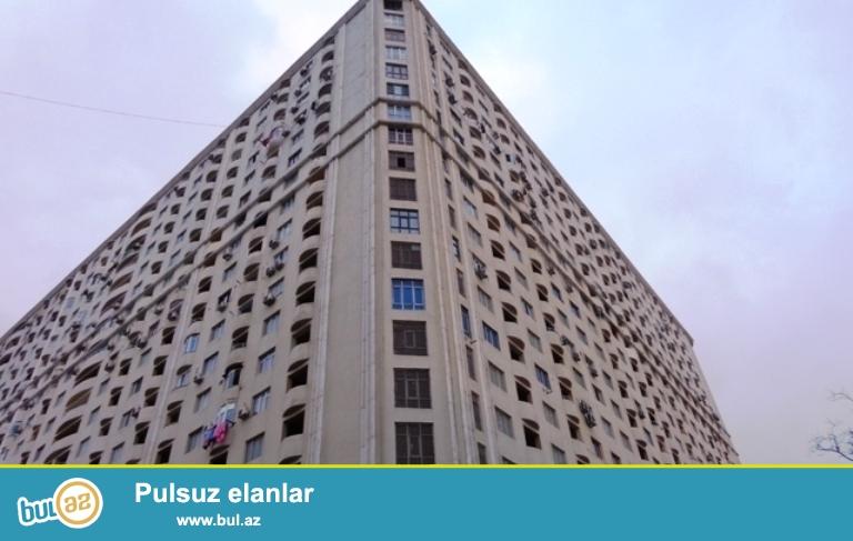 Yeni binada, şəhərin mərkəzində, Nərimanov rayonunda, H...