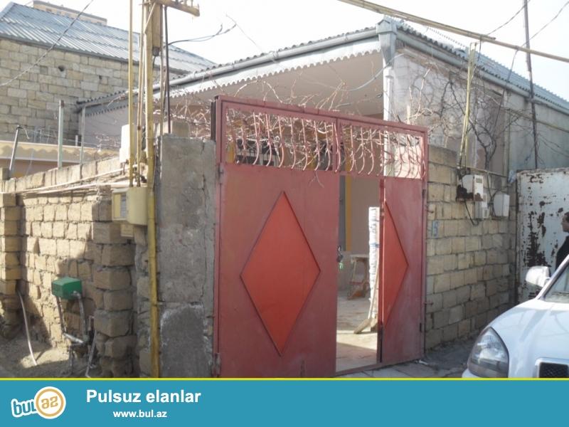 1sot 30 kvadratın içində həyət evi 4 otaqlı –Evin içinin sahəsi -80 kv...