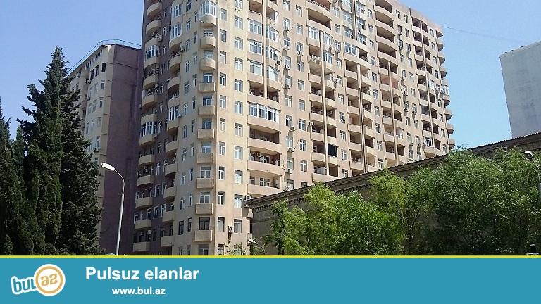 Новостройка! Продается 3-х комнатная квартира в центре города, в Ясамальском районе, за ОМД, в престижном здании  «АНТ МТК»...