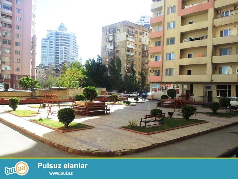 СРОЧНО !!! НОВОСТРОЙКА !!! Cдается 2-х комнатная квартира, в Насиминском районе, на против Чыраг плаза рядом с Кавказ отелем...