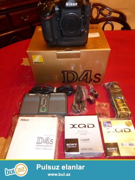 Christmas Bonous !!<br /> 2 Units pulsuz 1 almaq Almaq<br /> <br /> <br /> Nikon DS4 Digital SLR Camera bir immersive fotoqrafiya təcrübəsi ilə istifadəçilər təmin edir...