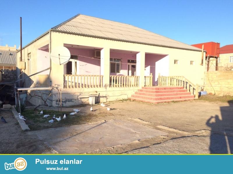 Для очень солидных клиентов! В поселке Бильге  продается 16,8 сотке  2  одна  этажный  дом, площадью общего строения  250 квадрат, 7-и  комнатный дом...