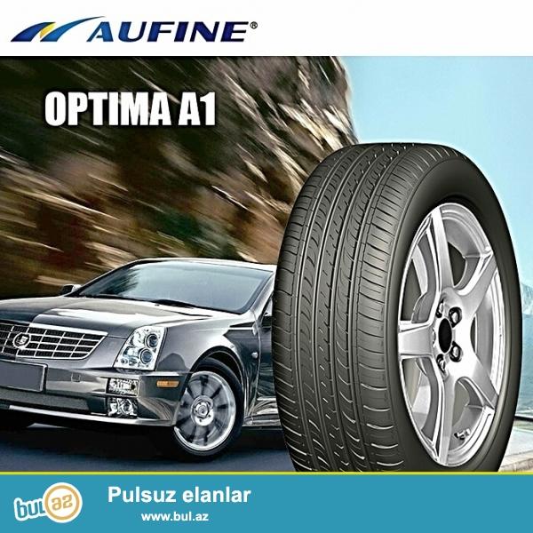 Aufine Optima A1 təkərləri (made in China), qiyməti 1 ədəd 65 azn...