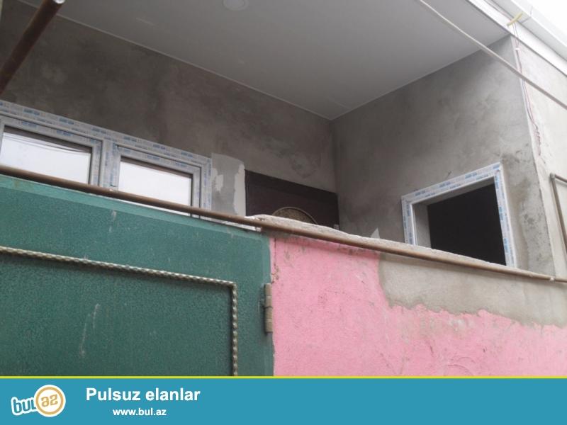 Xırdalan şəhərində  2 otaqlı həyət evi satılır<br /> Evin içinin sahəsi – 50 kv...