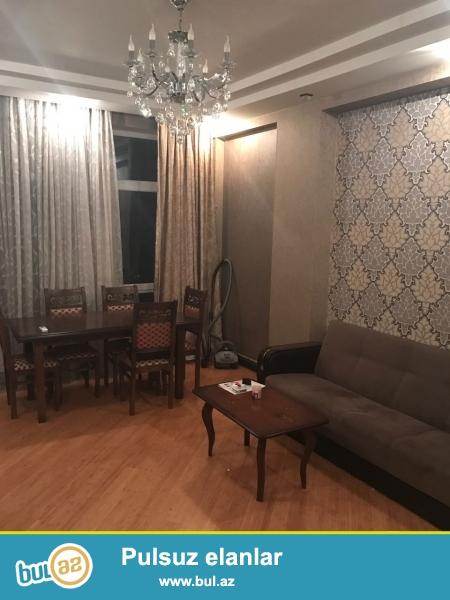 Новостройка! Продается 2-х комнатная квартира в центре города, Ясамальском районе, по проспекту Тбилиси, рядом с Министерством Транспорта...
