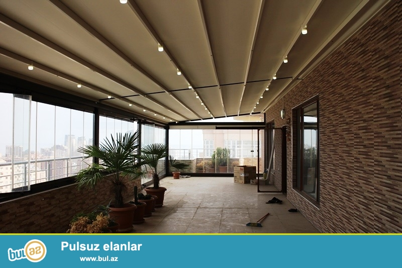 Ekskuliziv !!!! Satılır Nəsimi rayonu, Af Com Plaza prestijli yenitikili binada 4 otaqlı mənzil...