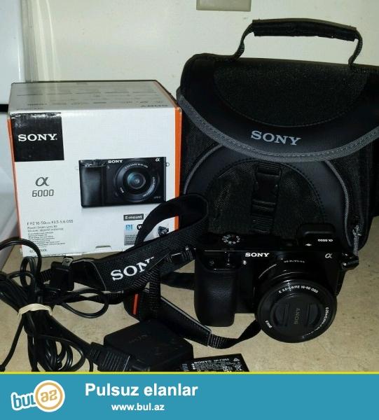 Xmas yenə burada !!!<br /> <br /> promo.promo !!!<br /> <br /> Sony Alpha a6000 24...