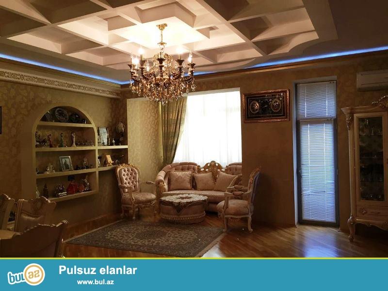 <br /> Satılır Yasamal rayonu, Statistikanin kruqunda yenitikili prestijli binada  4 otaqlı mənzil...