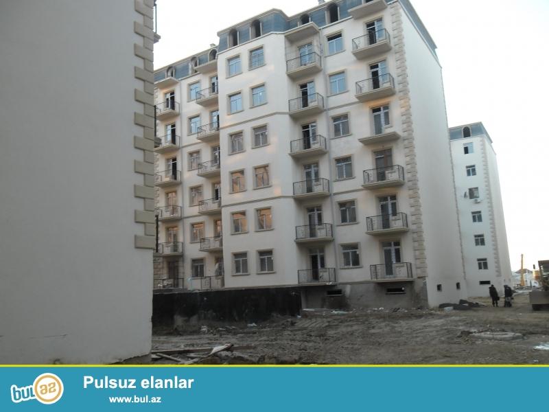 Xırdalan şəhəri,AAAF park yaşayış kompleksində inşa olunmuş 7 mərtəbəli binada ümumi sahəsi 49...