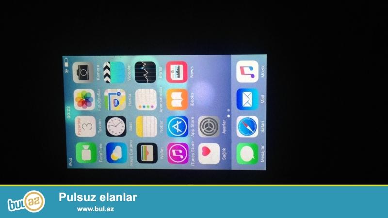 ipod touch 64 gb absdan alinib hec bir problemi yoxdu xulase adaptr yoxdu istenilen apple adaptri gedir iphone 5 5s