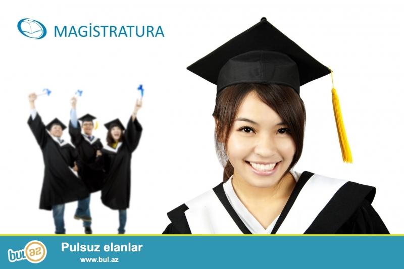 Kadr Kursları sizə zəmanətli və keyfiyyətli Magistraturaya  hazırlıq kurslari təklif edir...