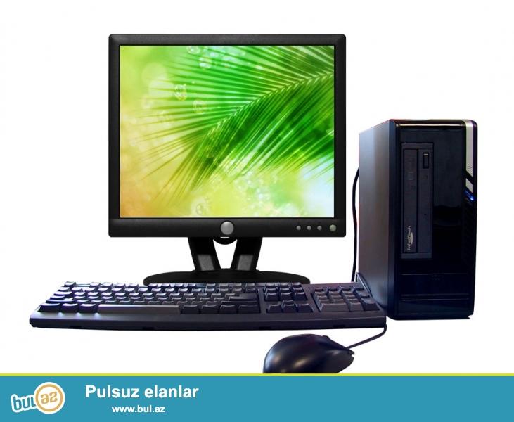 Komputer ustasiyam.Her nov komputerlerin temiri.  formati 20azn-a edirem