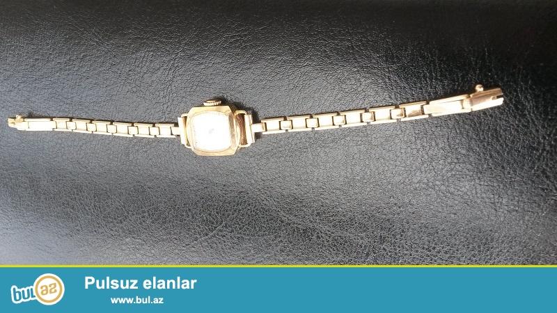 Сделайте себе и родным подарок на Новый Год!. Из качественного золото женские часы Советского производство...