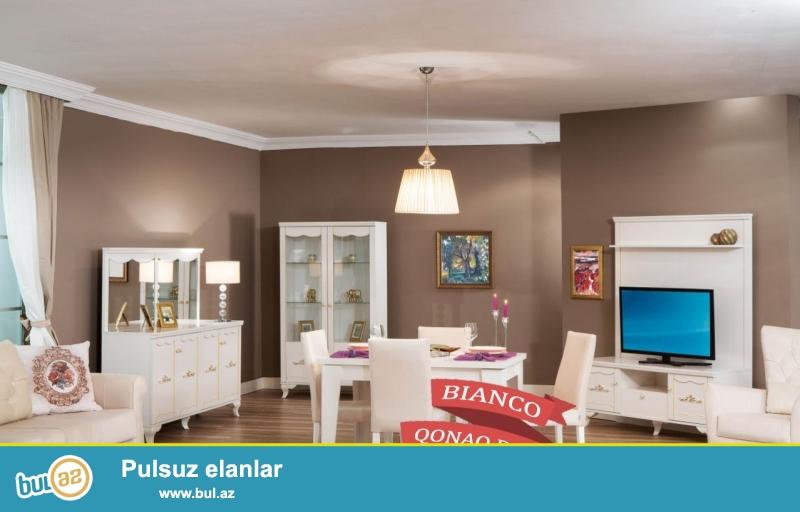 """Türkiyə istehsalı, yüksək keyfiyyətli """"BIANCO"""" qonaq dəsti 6 aylıq faizsiz kreditlə 2700 AZN..."""