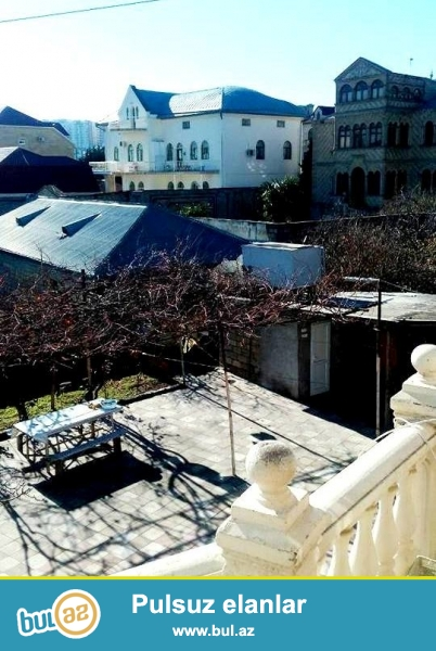 **РУФАТ*АЙНУР** Bakixanov qesebesi, doqum evinin yaxinliqinda ,7 sotun icerisinde, 2 mertebeli heyet evi satilir...