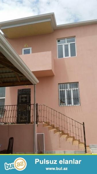 Masazir qesebesi Cantepe restoranın yanında .3 sotda 2 mertebeli 190 kv sahesi olan ela temirli heyet evi satilir...