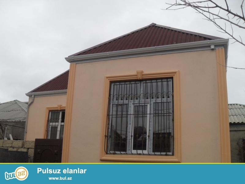 2 otaqlı həyət evi satılır <br /> Xırdalan şəhərində AAAF park ilə üzbəüz<br /> Evin içinin sahəsi – 55 kv...