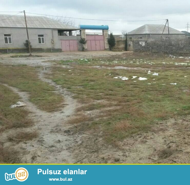 Kürdəxanı kəndində 9 sot torpaq sahəsi satılır...
