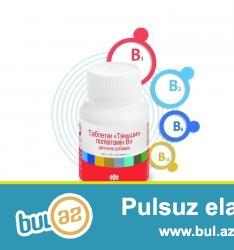 Sağlam yaşamaq üçün bütün xəstəliklərdən özümüzü qorumaq üçün B qrup vitaminlərindən istifadə etməliyik...